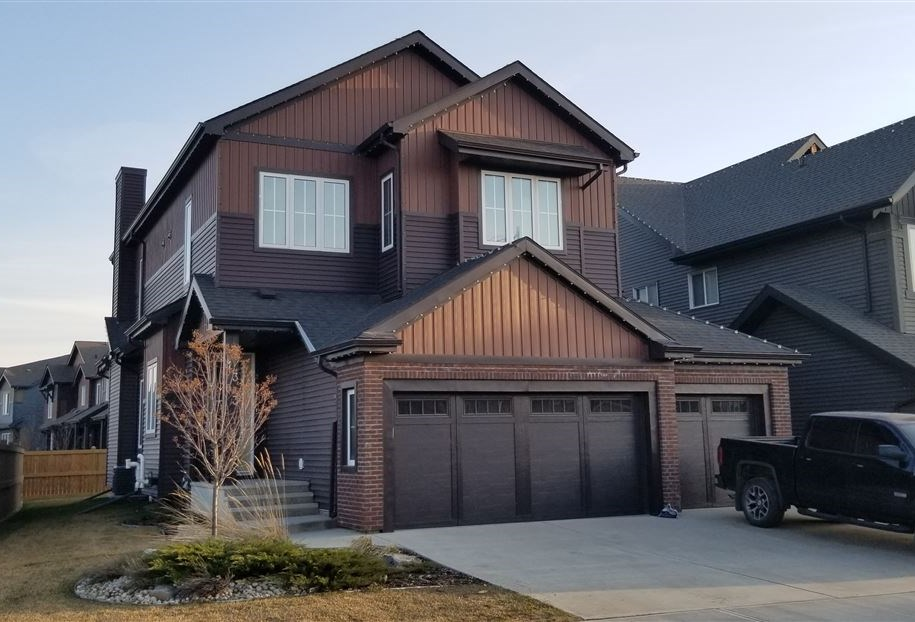 MLS® listing #E4149808 for sale located at 1303 GRAYDON HILL Way