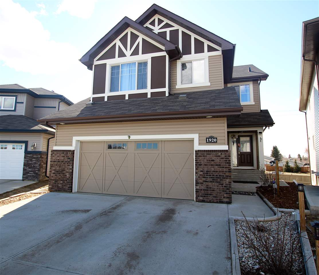 MLS® listing #E4149845 for sale located at 1920 33B Street