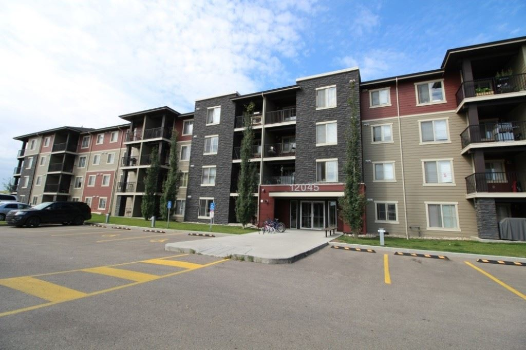 MLS® listing #E4149852 for sale located at 408 12045 22 Avenue