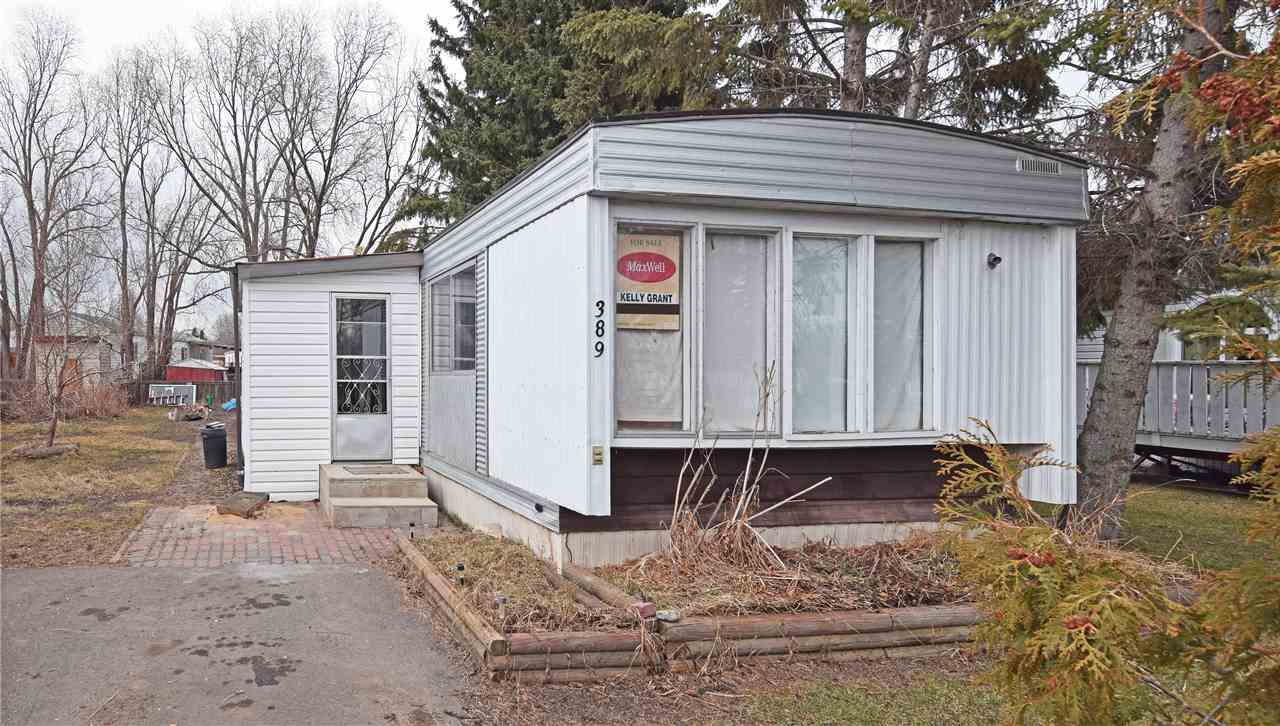 MLS® listing #E4149870 for sale located at 389 Evergreen Park (Lodgepole Place)