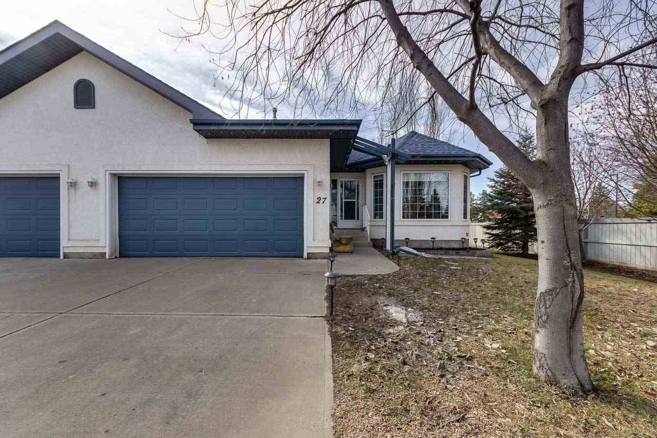 MLS® listing #E4149885 for sale located at 27 8 DECHENE Road