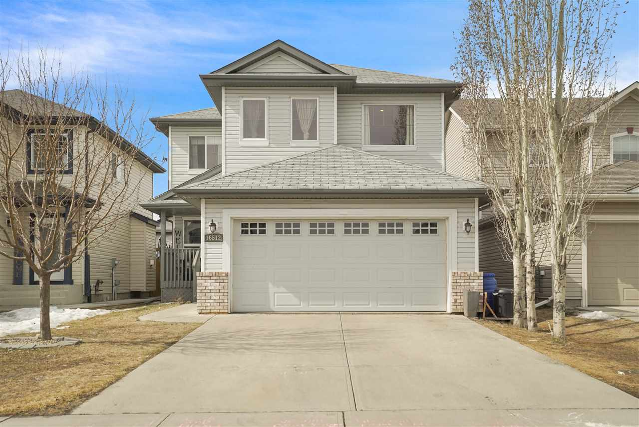 MLS® listing #E4149901 for sale located at 16512 56 Street