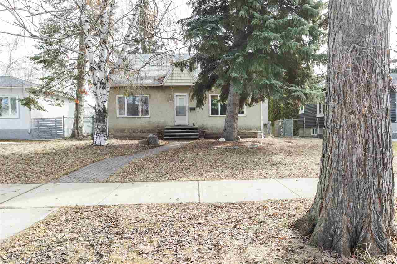 MLS® listing #E4149914 for sale located at 11931 128 Street