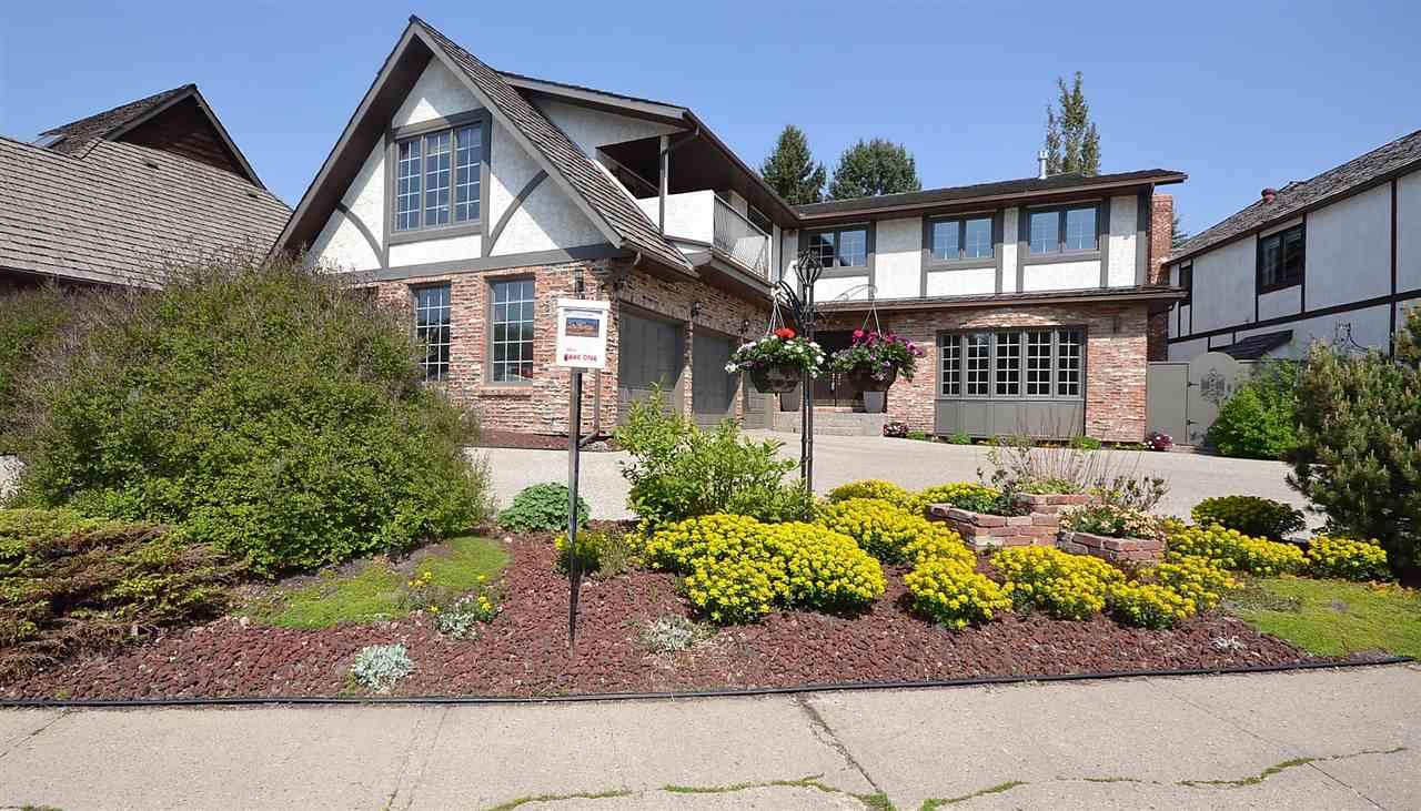 MLS® listing #E4149915 for sale located at 17512 53 Avenue