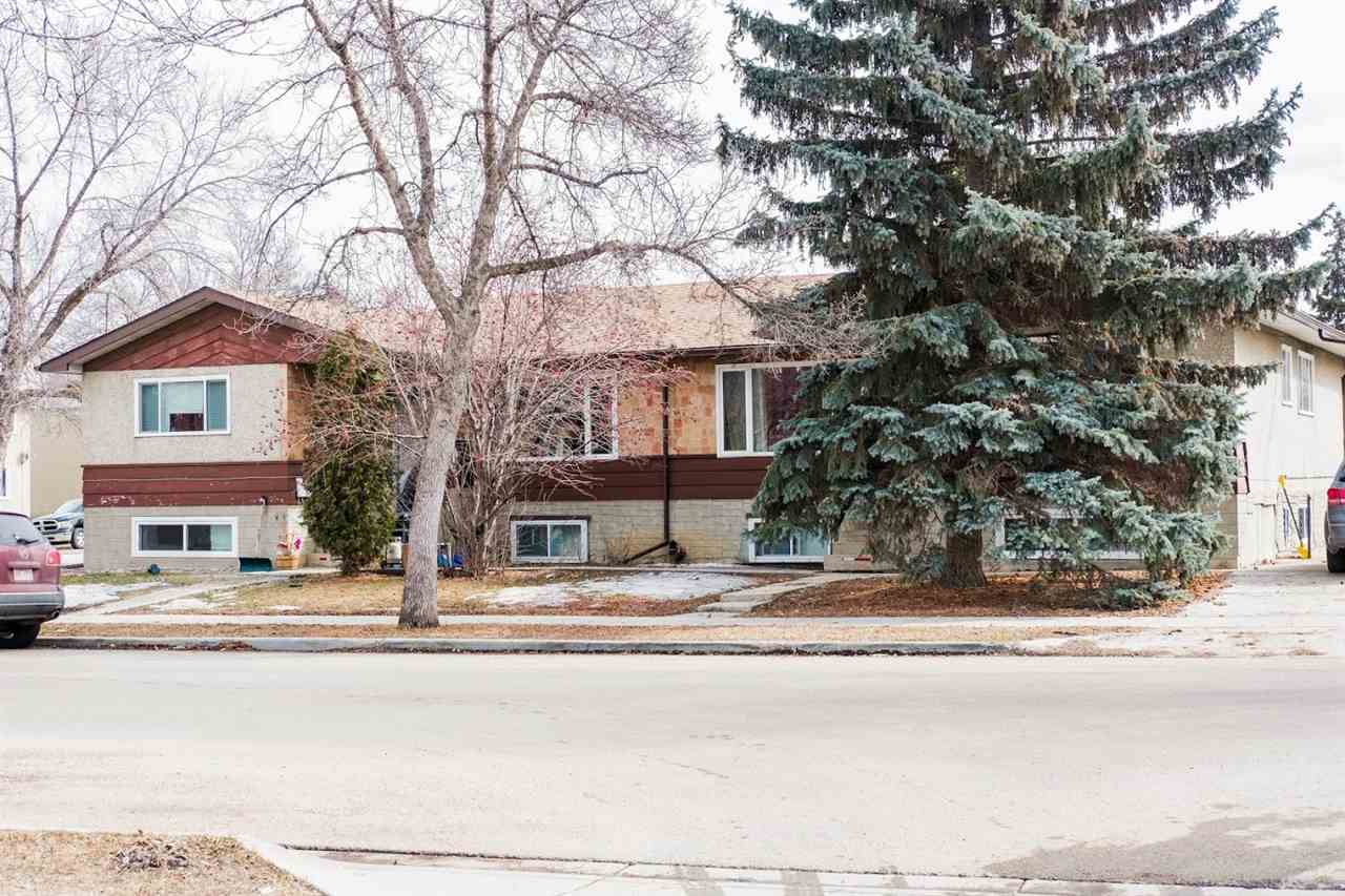 MLS® listing #E4149938 for sale located at 12107-12111 139 Street NE