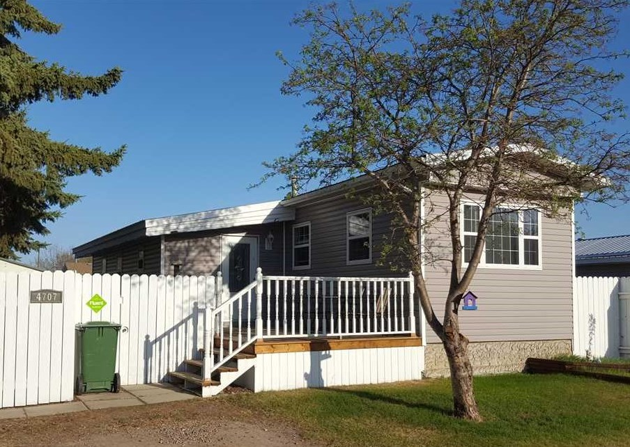 MLS® listing #E4150023 for sale located at 4707 42 Street