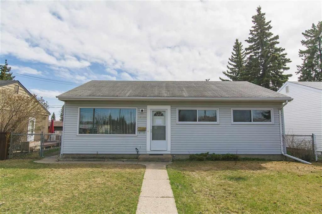 MLS® listing #E4150055 for sale located at 16105 109 Avenue