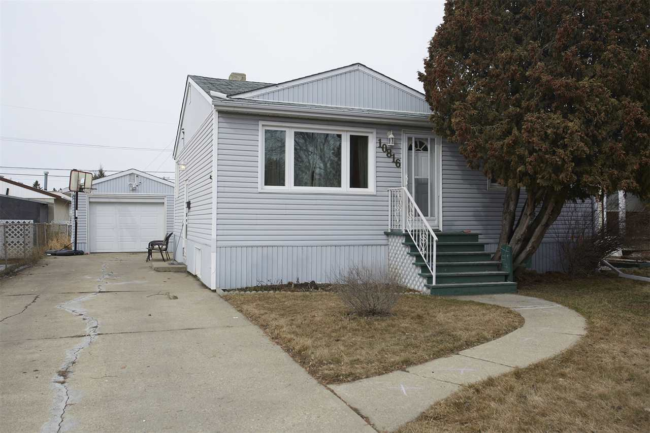 MLS® listing #E4150073 for sale located at 10816 155 Street