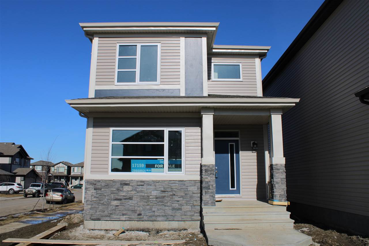 MLS® listing #E4150117 for sale located at 17159 49 Street