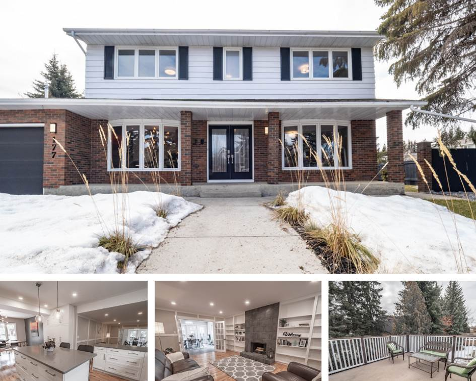 MLS® listing #E4150157 for sale located at 177 WOLF WILLOW Crescent