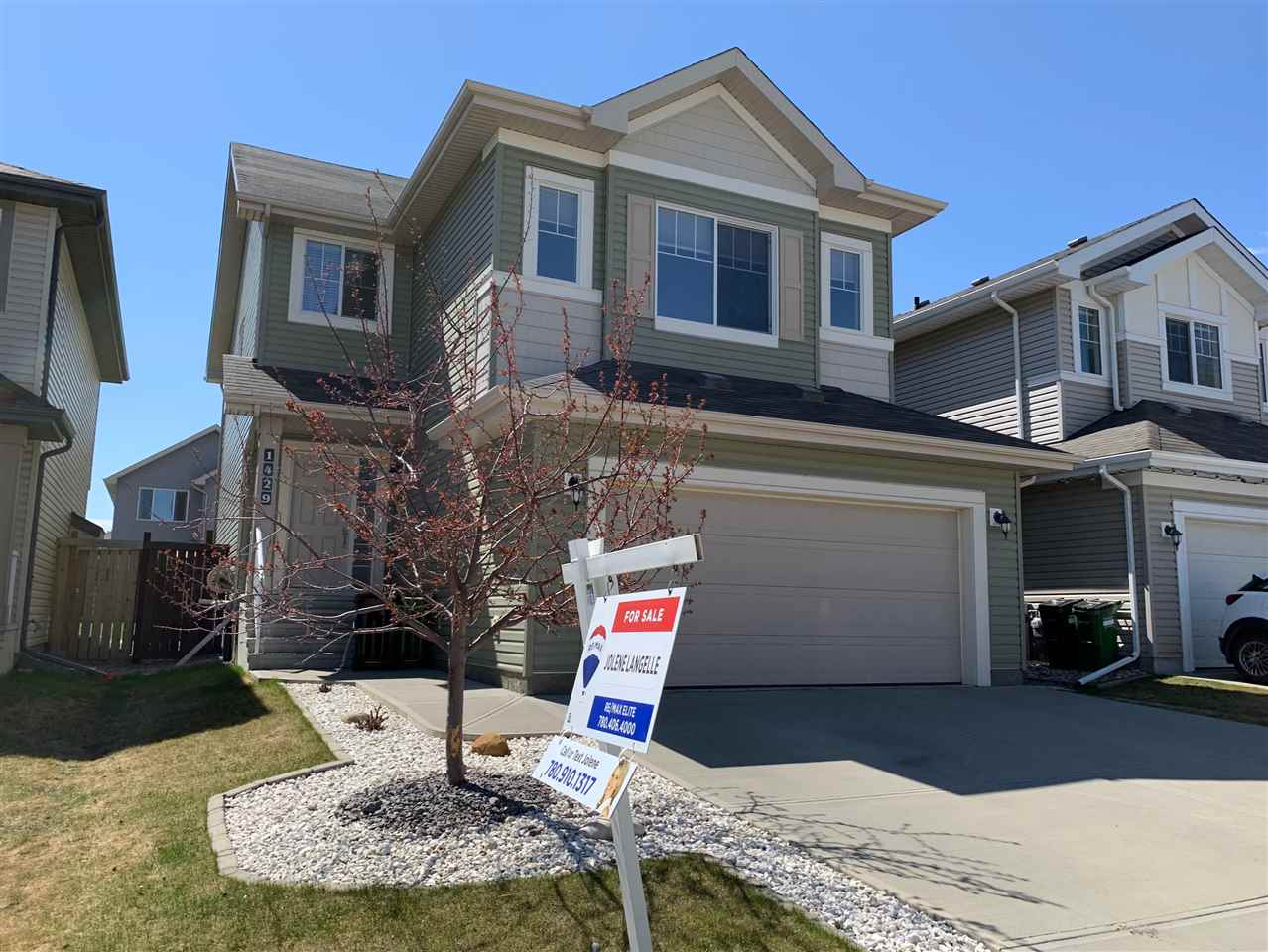 MLS® listing #E4150194 for sale located at 1429 37B Avenue