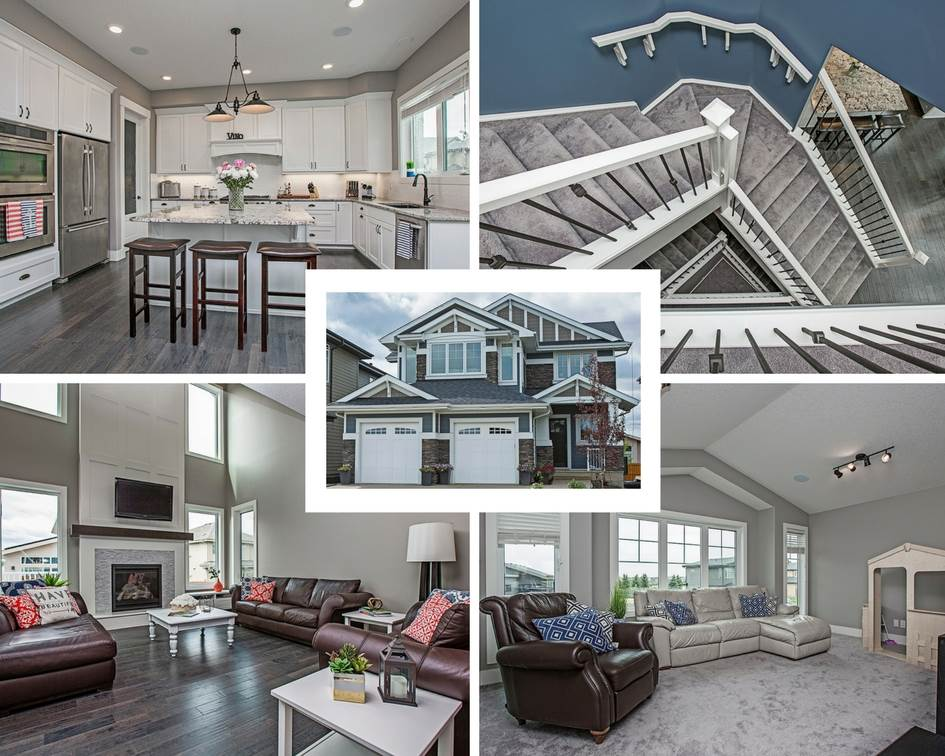 MLS® listing #E4150389 for sale located at 1112 HAINSTOCK Green SW