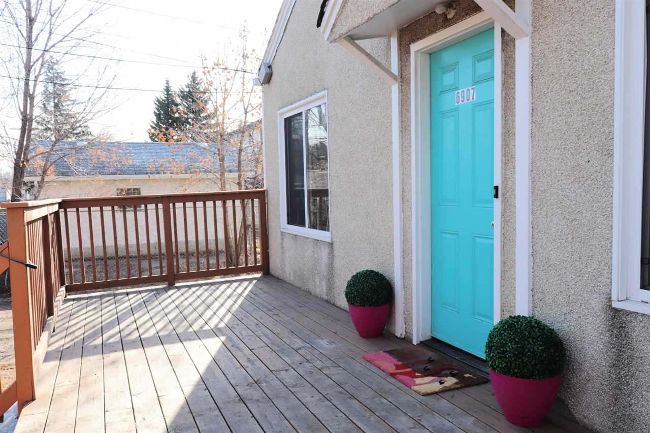 MLS® listing #E4150442 for sale located at 6907 99 Street NW