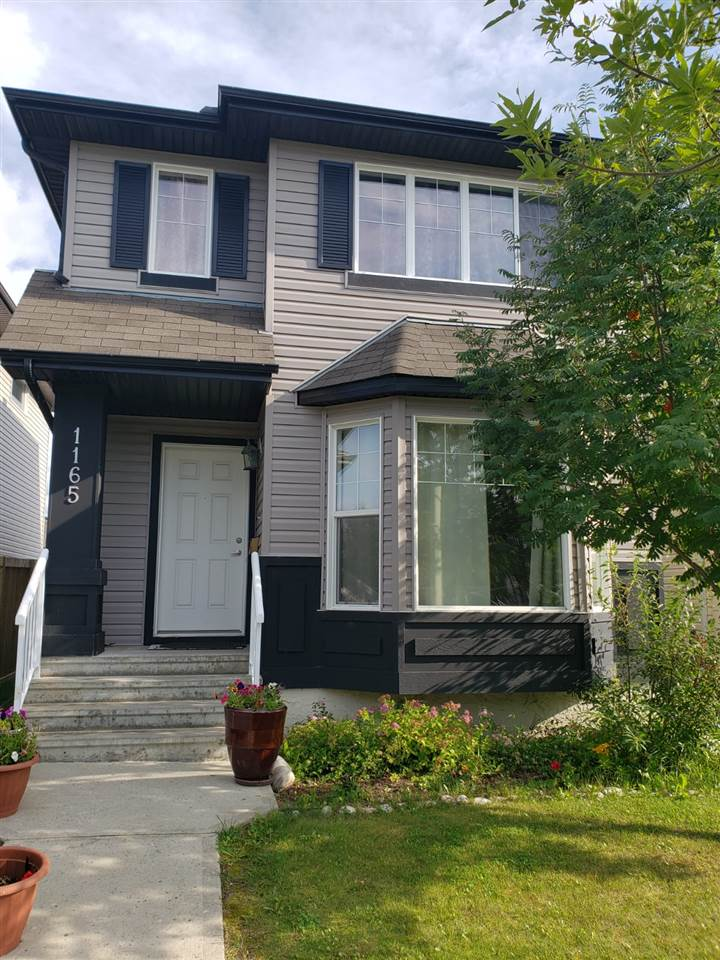 MLS® listing #E4150565 for sale located at 1165 35 A Ave