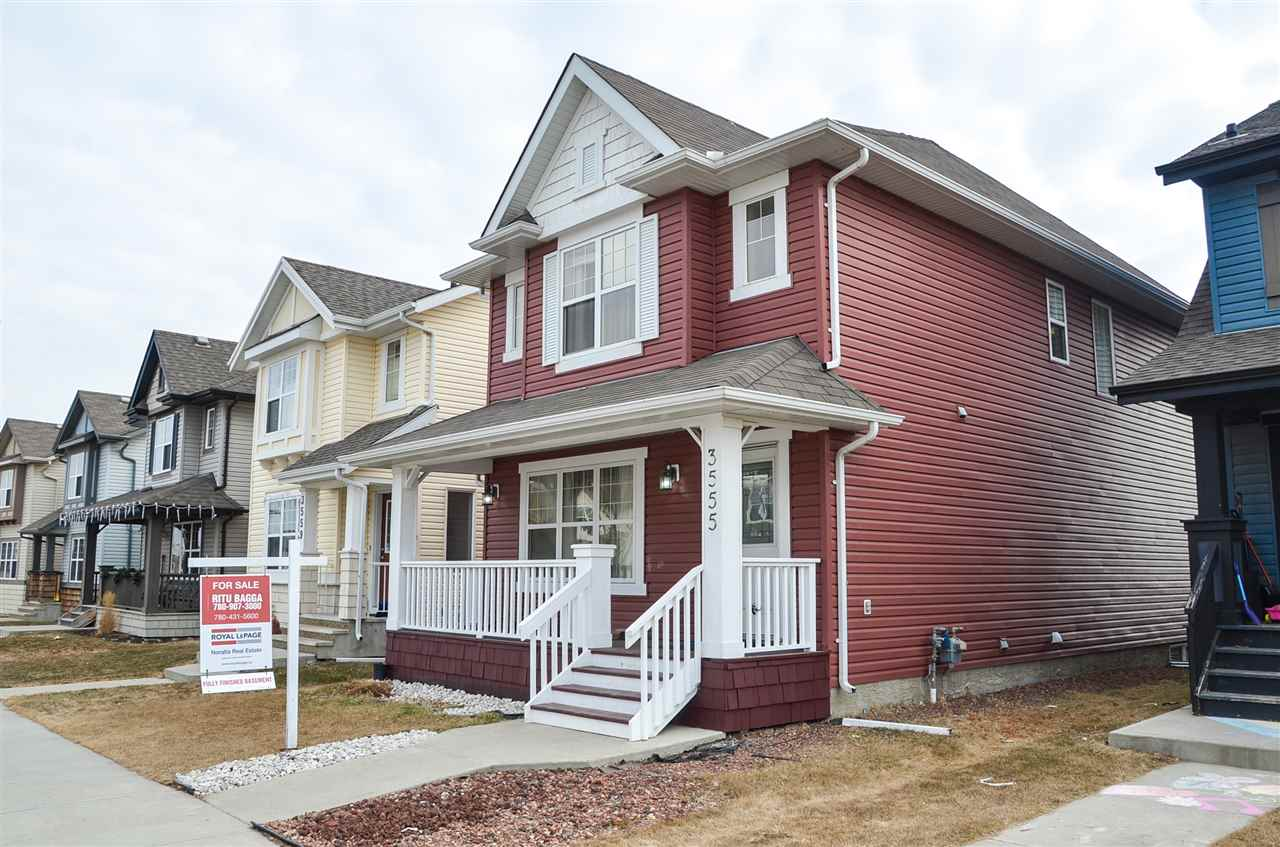 MLS® listing #E4150590 for sale located at 3555 13 Street NW
