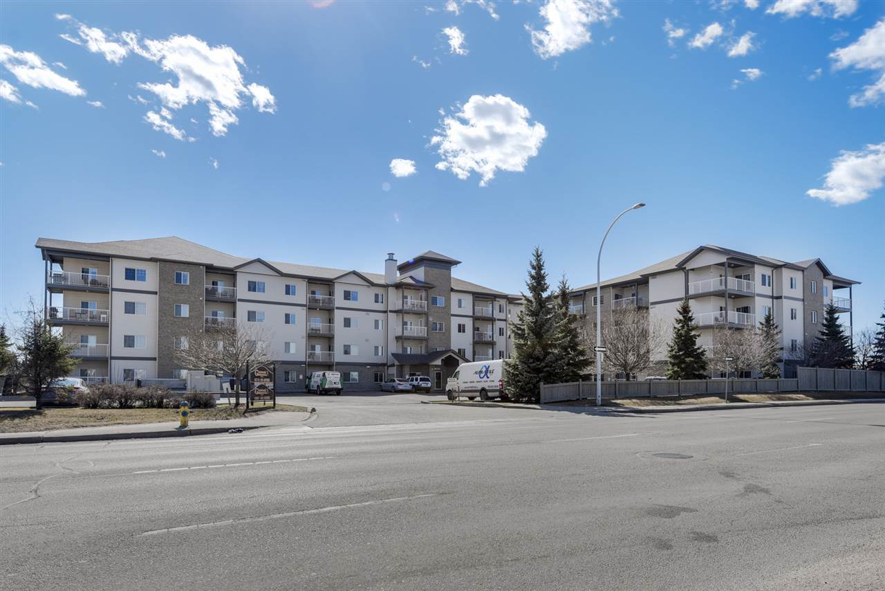 MLS® listing #E4150594 for sale located at 431 16807 100 Avenue