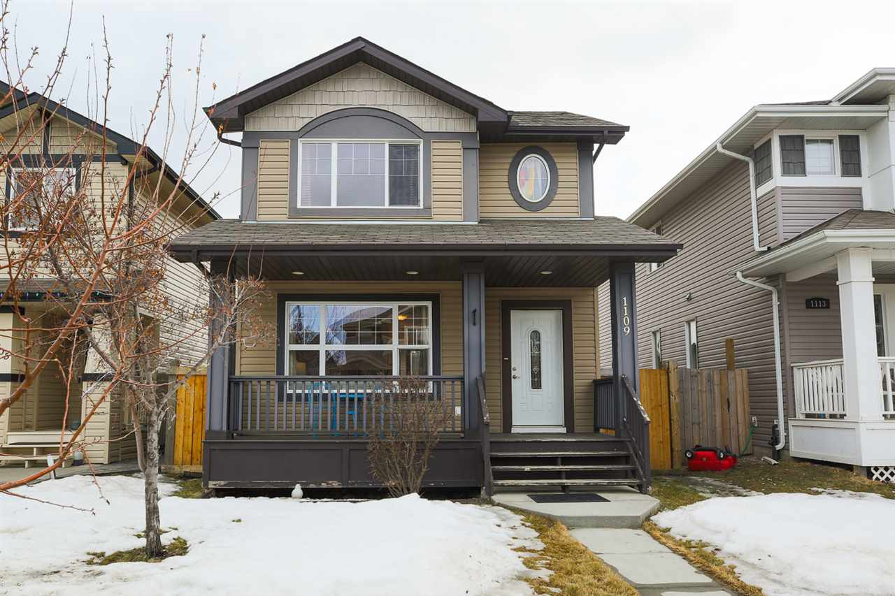 MLS® listing #E4150679 for sale located at 1109 36A Avenue