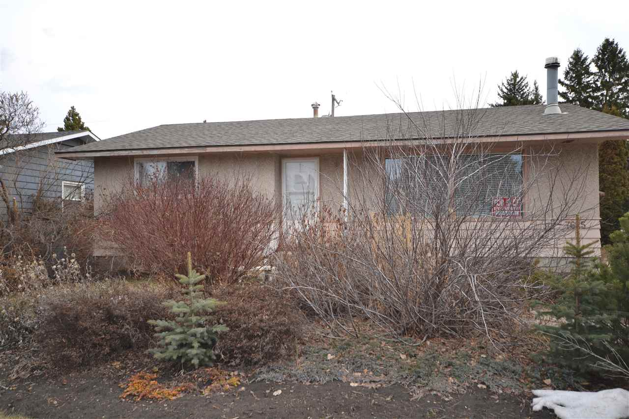 MLS® listing #E4150740 for sale located at 7625 154 Street