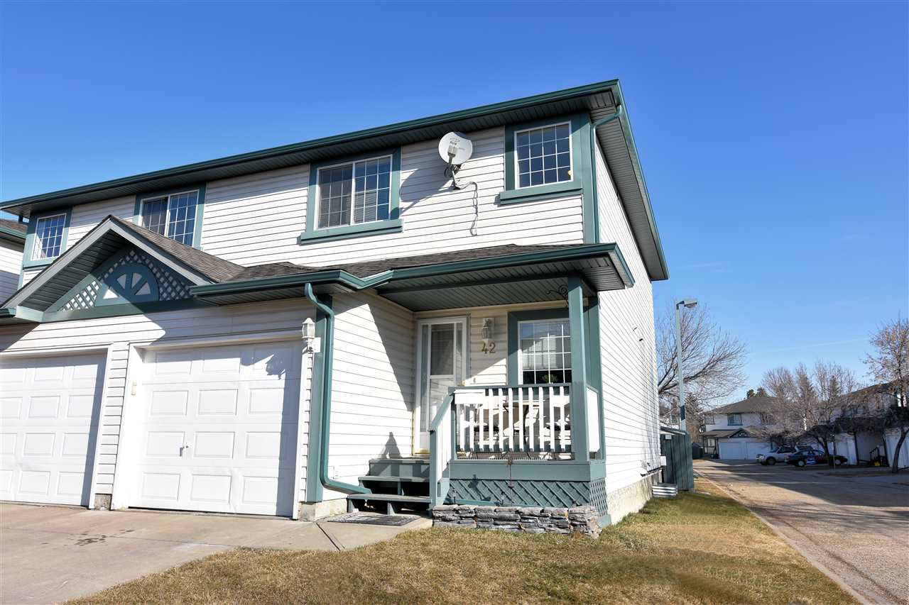 MLS® listing #E4150853 for sale located at 42 15215 126 Street