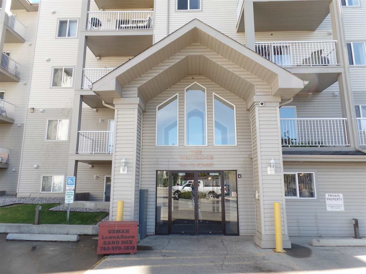 MLS® listing #E4150959 for sale located at 116 7511 171 Street