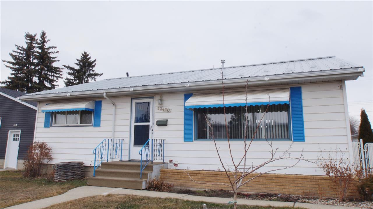 MLS® listing #E4150992 for sale located at 10420 132 Avenue