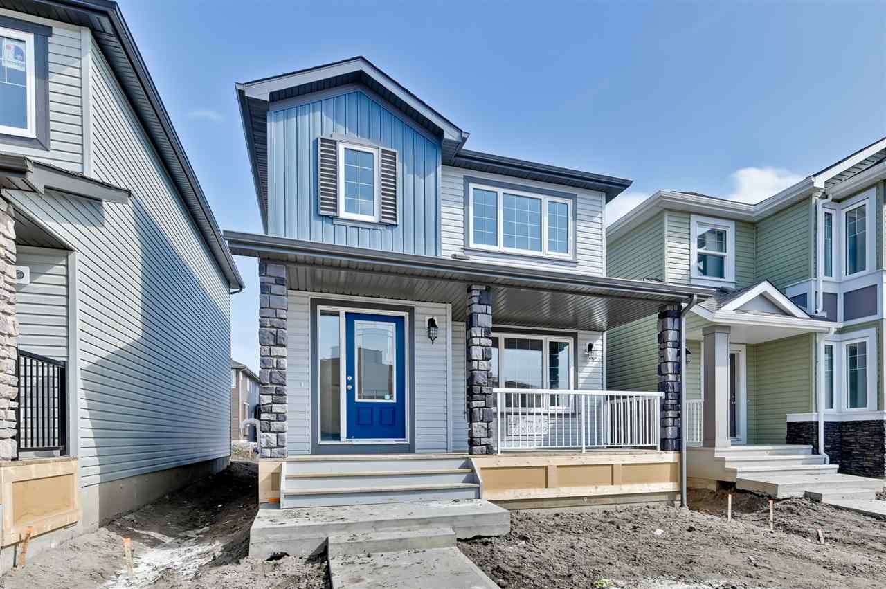 MLS® listing #E4151008 for sale located at 1519 Tamarack Boulevard