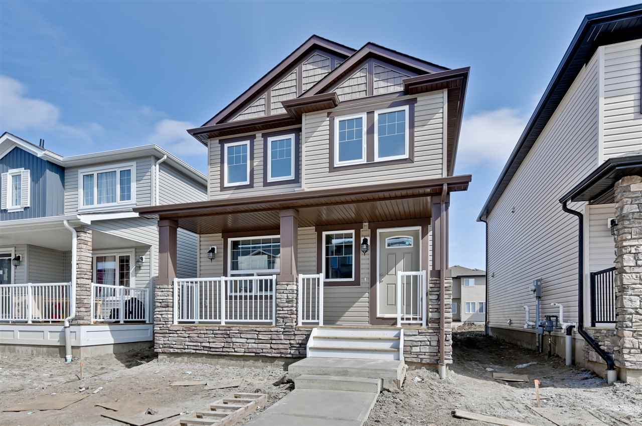 MLS® listing #E4151009 for sale located at 1527 Tamarack Boulevard