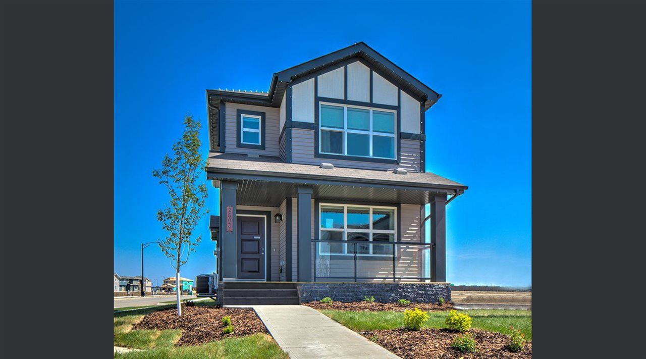 MLS® listing #E4151018 for sale located at 2503 CASEY Way SW