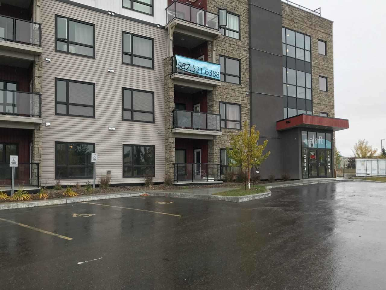 MLS® listing #E4151023 for sale located at 416 12804 140 Avenue