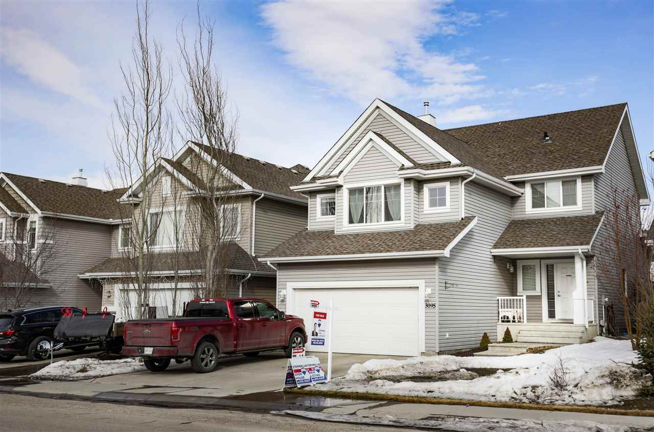MLS® listing #E4151108 for sale located at 3095 SPENCE Wynd
