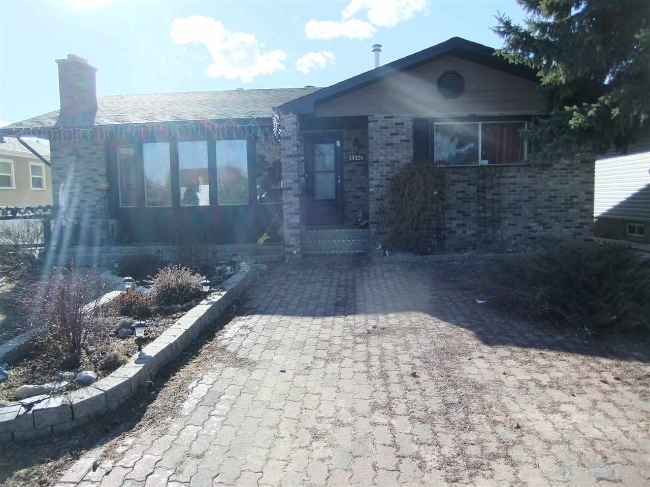 MLS® listing #E4151146 for sale located at 14920 69 Street