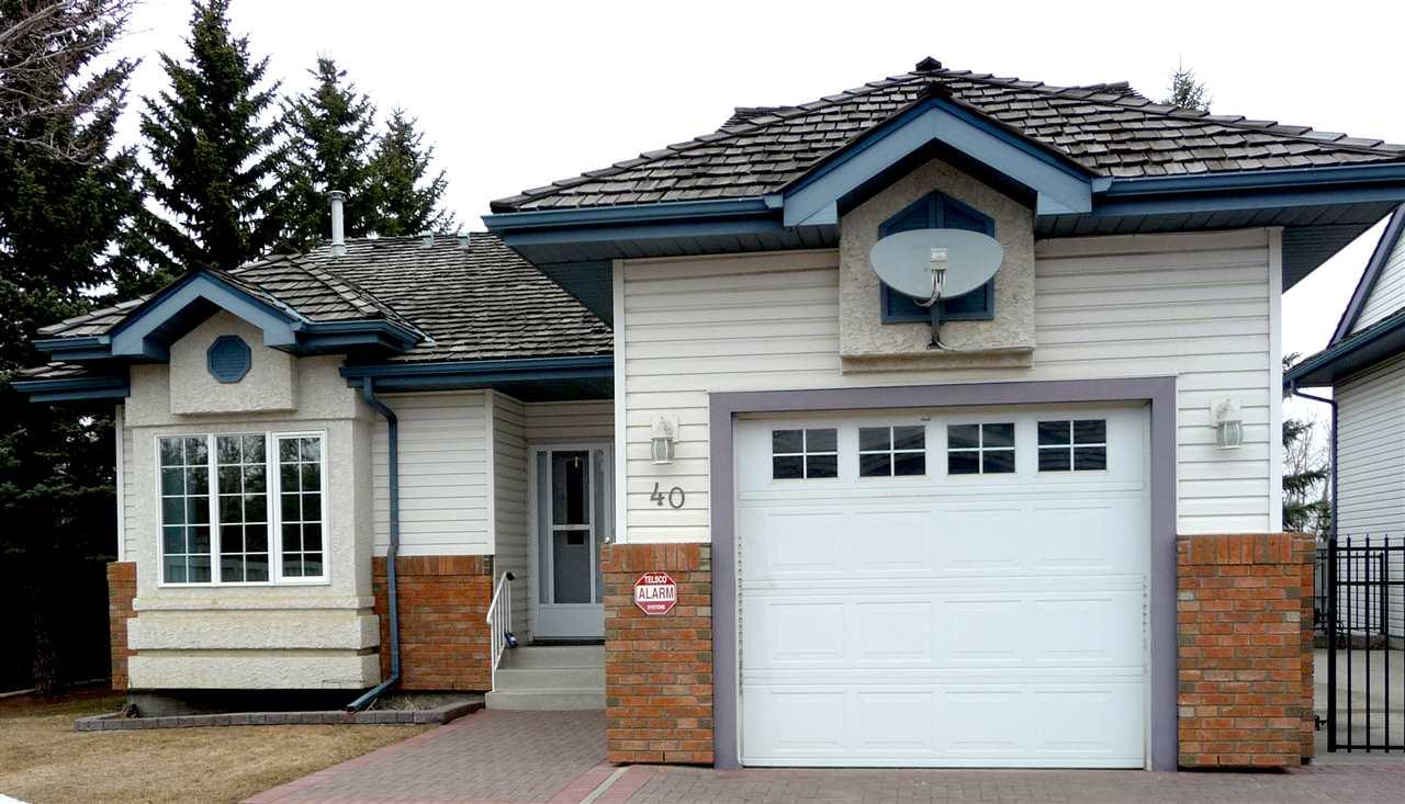 MLS® listing #E4151157 for sale located at 40 10 BLACKBURN Drive W