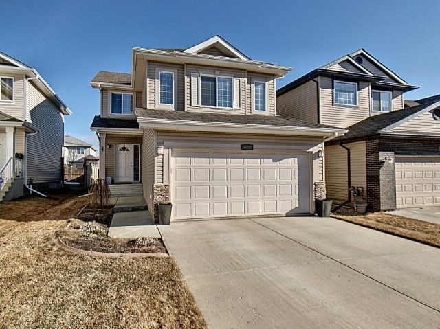 MLS® listing #E4151182 for sale located at 4608 162A Avenue