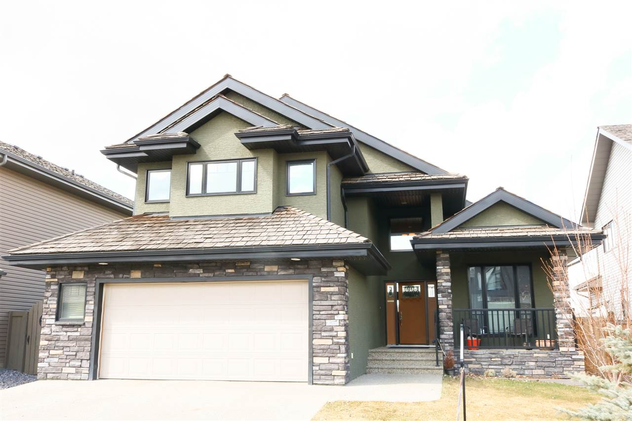 MLS® listing #E4151311 for sale located at 145 WEBER Close