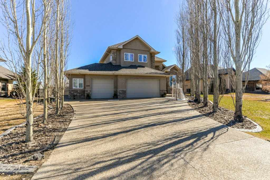 MLS® listing #E4151353 for sale located at 244 Estate Way Crescent