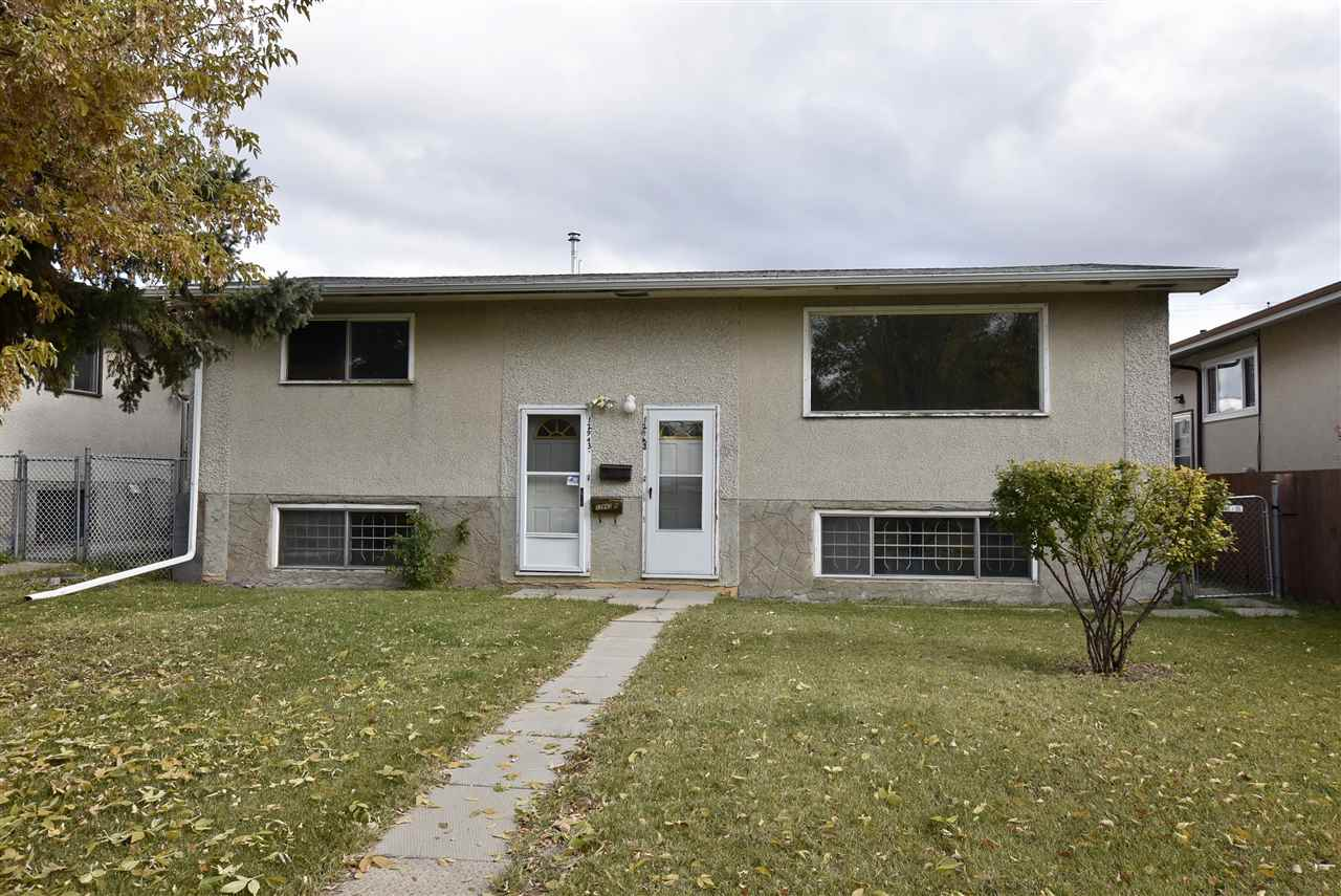 MLS® listing #E4151358 for sale located at 12943 123 Street