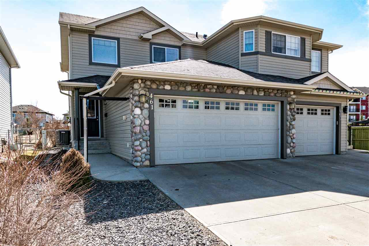 MLS® listing #E4151367 for sale located at 461 Charlotte Crescent