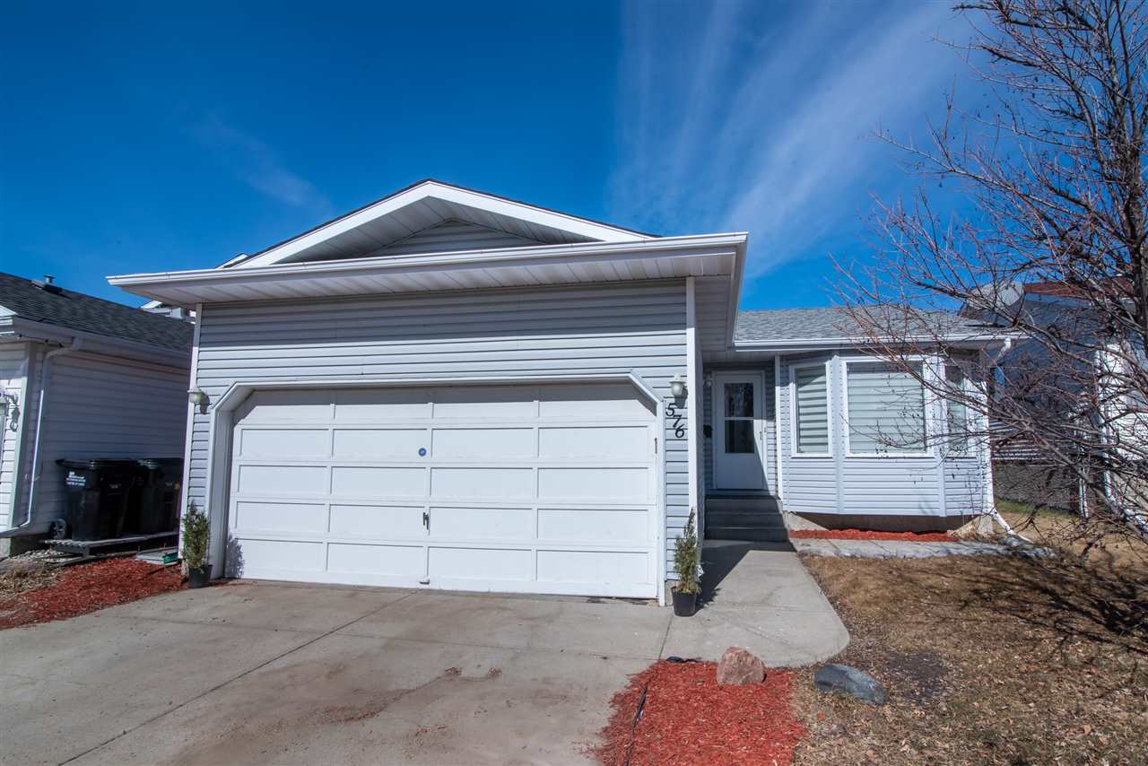 MLS® listing #E4151368 for sale located at 576 Rainbow Crescent