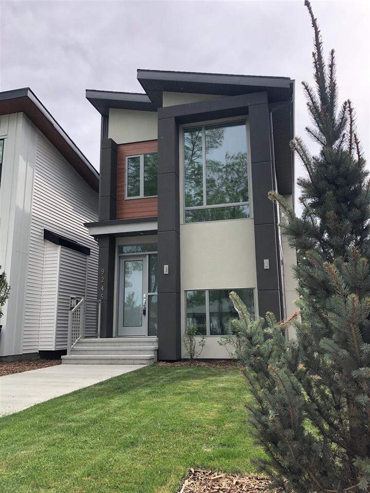 MLS® listing #E4151376 for sale located at 9245 86 Street