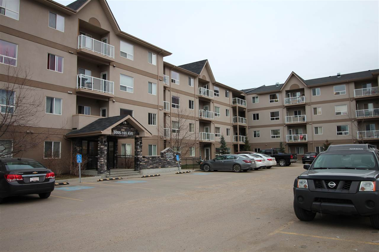 MLS® listing #E4151390 for sale located at 409 5005 165 Avenue