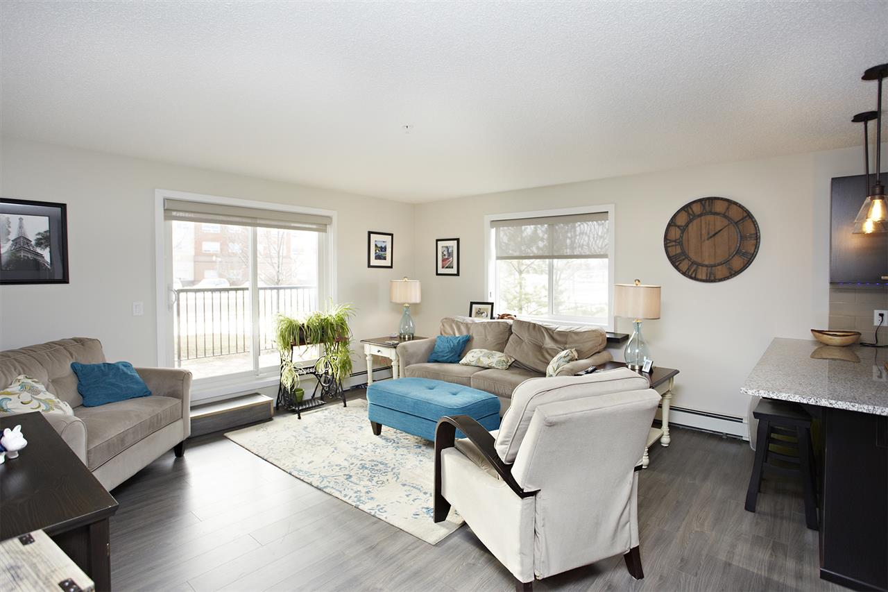 MLS® listing #E4151469 for sale located at 118 14808 125 Street