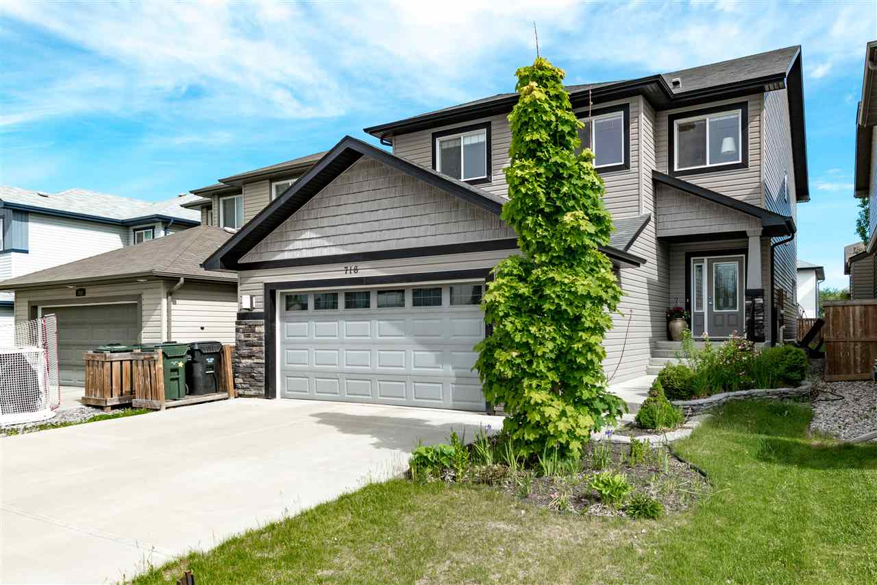 MLS® listing #E4151522 for sale located at 716 Foxtail Cove