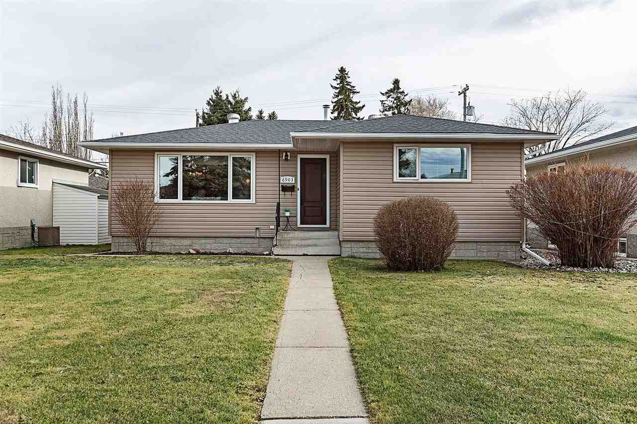 MLS® listing #E4151532 for sale located at 6903 98A Avenue