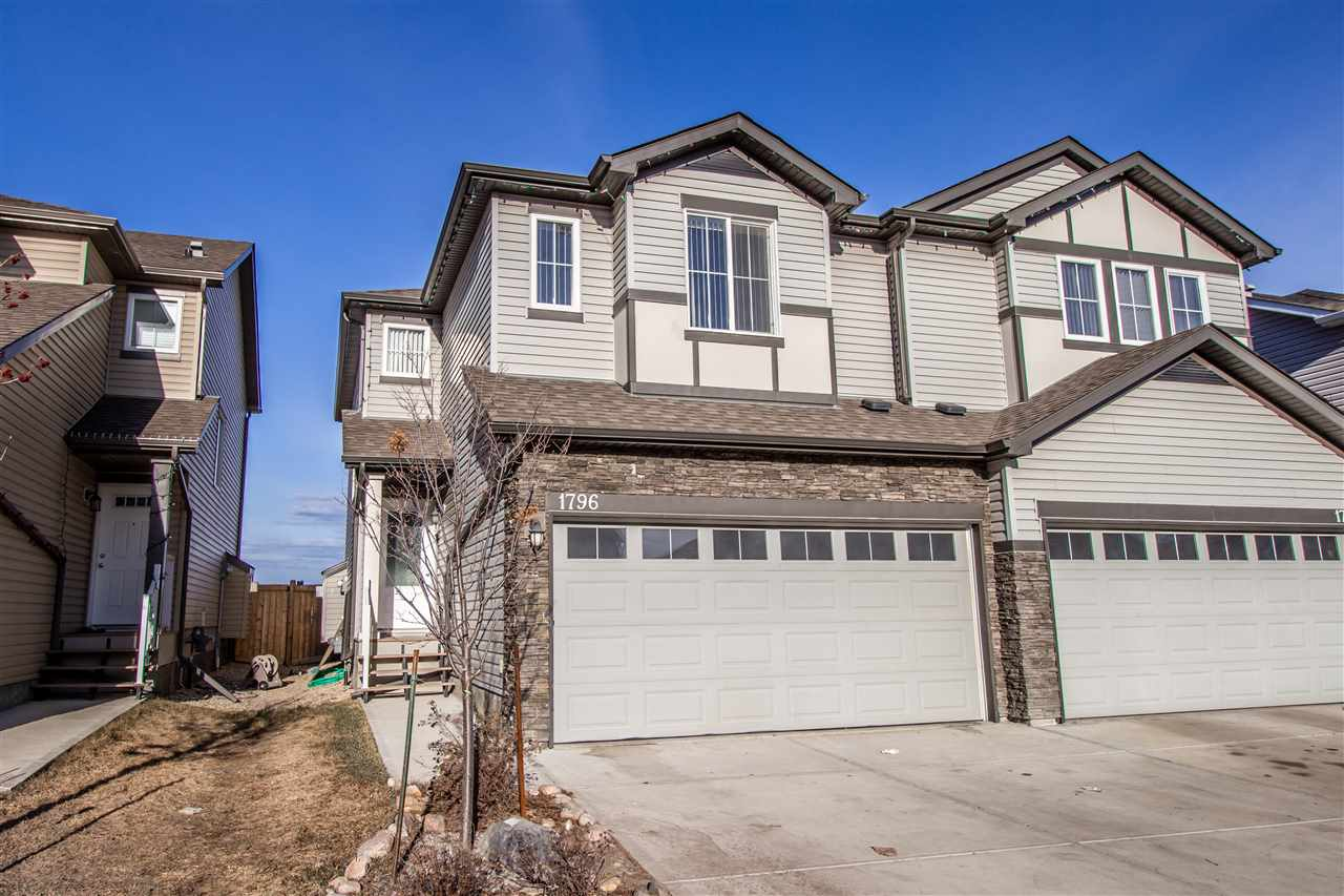 MLS® listing #E4151564 for sale located at 1796 28 Street NW