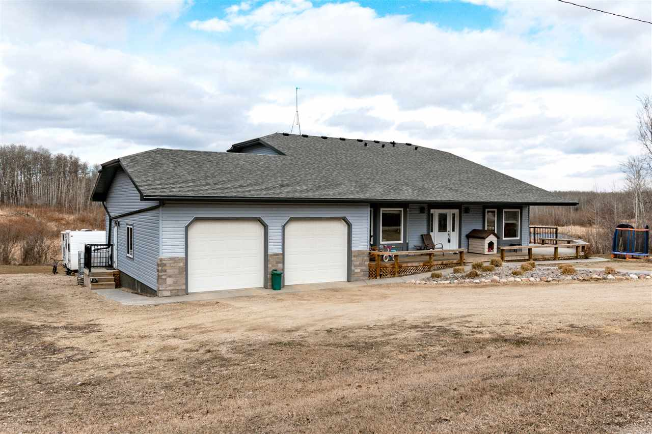 MLS® listing #E4151566 for sale located at 261 50418 RANGE Road 202