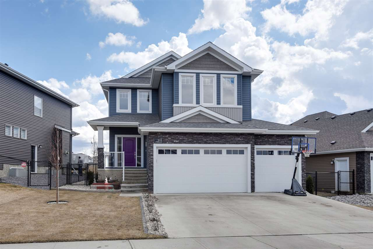 MLS® listing #E4151572 for sale located at 2115 Blue Jay Point(e)