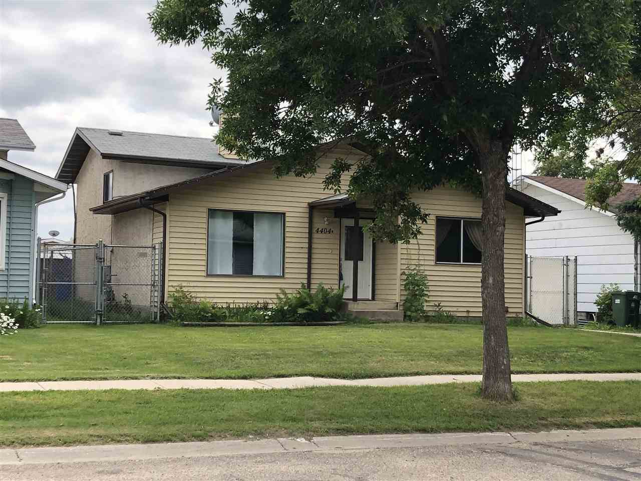 MLS® listing #E4151589 for sale located at 4404W - 49 Ave
