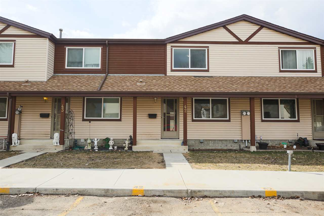 MLS® listing #E4151608 for sale located at 42 13833 30 Street
