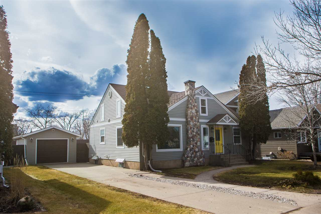MLS® listing #E4151705 for sale located at 11420 71 Street