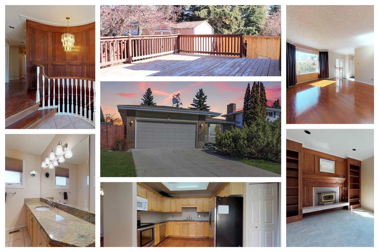 MLS® listing #E4151860 for sale located at 18612 90 Avenue